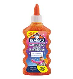 ELMER'S COLLA LIQUIDA ML.177 GLITTER ARANC.2109486Elmer's