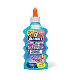 ELMER'S COLLA LIQUIDA ML.177 GLITTER BLU   2077252Elmer's