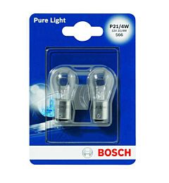 BOSCH 2 LAMP P21/4W 015Bosch
