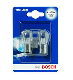 BOSCH 2 LAMP P21/5W 016Bosch