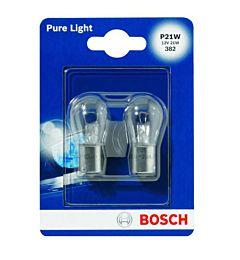 BOSCH 2 LAMP P21W 017Bosch