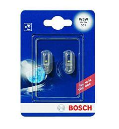 BOSCH 2 LAMP W5W 026Bosch