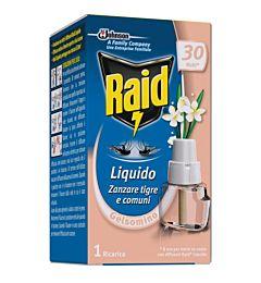 RAID LIQUIDO RIC 30NOTTI GELSOMINO A.328Raid