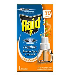 RAID LIQUIDO RIC 30NOTTI ARANCIO A.363
