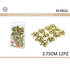 COCCARDA 3.75CM 12PZGev