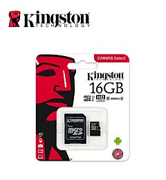 KINGSTON MICRO SD 16G CLASSE 10