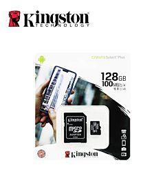 KINGSTON MICRO SD CARD CLASSE10 128GB