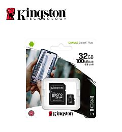 KINGSTON MICRO SD 32G CLASSE 10