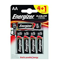 ENERGIZER POWER STILO AA 4+1PZ