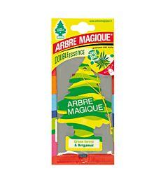 ARBRE MAGIQUE MONO GREEN FOREST & BERGAMOTArbre Magique