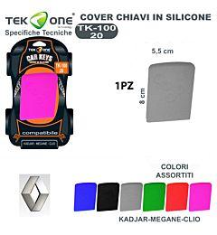 COVER CHIAVI IN SILICONE TK100-20