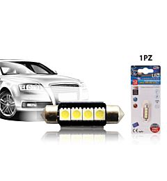 LAMPADINE LED PER AUTO 1PCS 39MMEmi Style