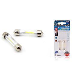 LAMPADINE LED PER AUTO 2PCS 41MMEmi Style