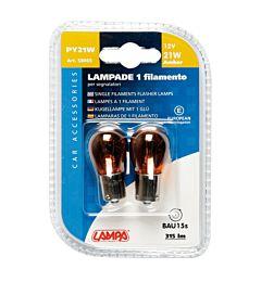 CP.LAMP.12V.BAU15S 21W ARANC.Lampa