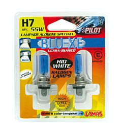 CP.LAMPADE H7 BLU-XE 55W D/BLISTERLampa