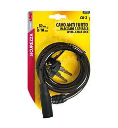 CAVO ANTIFURTO CA-3 CM80 MM10Lampa