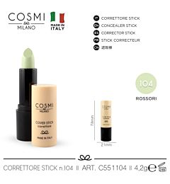 COSMI CORRETTORE STICK N.104Cosmi