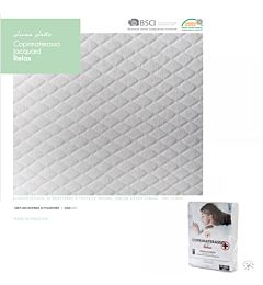 COPRIMATERASSO JACQUARD RELAX 1PLovely Home