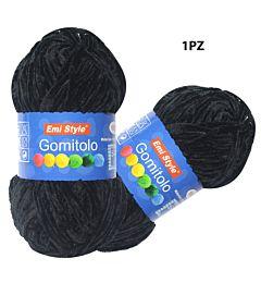 GOMITOLO NERO 100GEmi Style