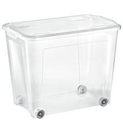 COMBI BOX 67L +COPERCHIO, CLIPS E RUOTETontarelli