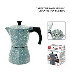 DC CASA CAFFETTIERA DIAMANTE E/PIETRA 3TZDc