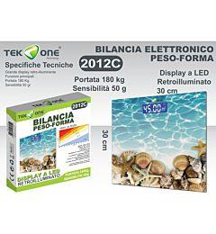 BILANCIA PESOFORMA MARE 2012CTekone