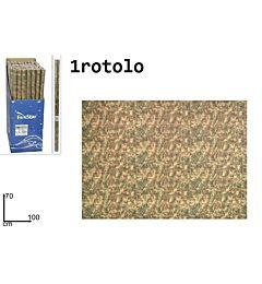 ROTOLO CARTA ROCCIA 70*100 STAMPATODue Esse
