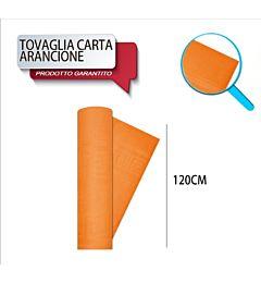 TOVAG CARTA ROTOLO MT 1,20X7 ARANCIO DODopla