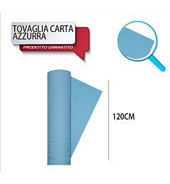 TOVAG CARTA ROTOLO MT 1,20X7 AZZURRO DODopla