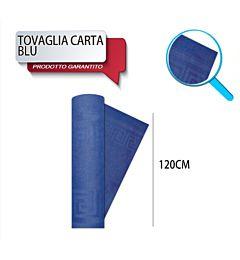 TOVAG CARTA ROTOLO MT 1,20X7 BLU DODopla
