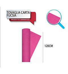 TOVAG CARTA ROTOLO MT 1,20X7 FUCSIA DODopla