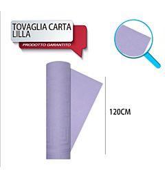 TOVAG CARTA ROTOLO MT 1,20X7 LILLA DODopla