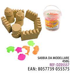 SABBIA DA MODELLARE 450GDz