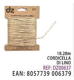 CORDICELLA DI LINO 18.28MDz