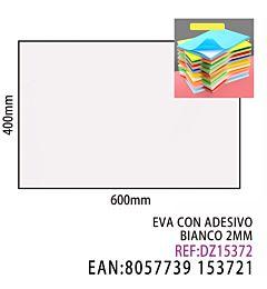 EVA CON ADESIVO BIANCO 2MMDz