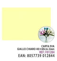 EVA GIALLO CHIARO 40*60CM*2MMDz
