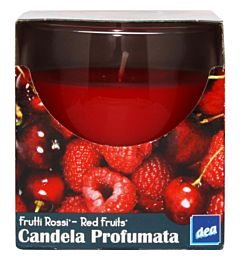 DEA CANDELE PR. BICCHIERE RED FRUIT 120GDea