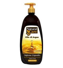 NAT. CARE SAPONE LIQ. 1000ML ARGAN