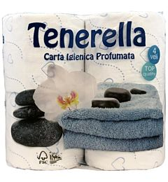 TENERELLA CARTA IG. PROFUMATA 4R 4V 150S
