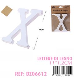 LETTERE DI LEGNO X