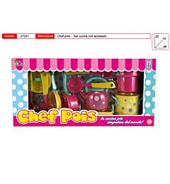 SET CHEF POIS
