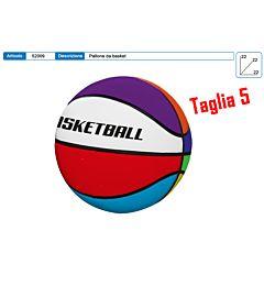 BASKET MULTICOLOR TAGLIA 5