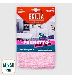 PANNO MICROFIBRA FURBETTO MULTIUSO 40X40 CMLa Briantina