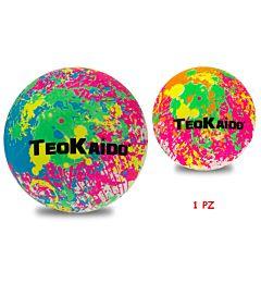 TEOKAIDO - PALLONE IN GOMMA DIAM 22.5CM 180GR