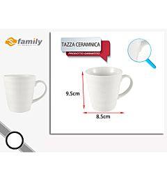 TAZZA CERAMICA 8.5*9.5CMFamily
