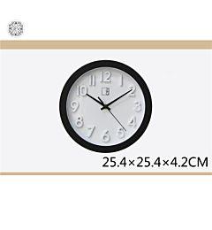 OROLOGIO TONDO DA PARETE 25.4*25.4*4.2CM