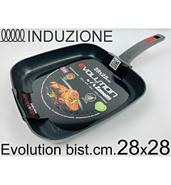 BISTECCHIERA CM 28X28 EVOLUTION