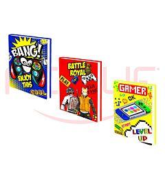 DIARIO ACTIVE STANDARD GAMER