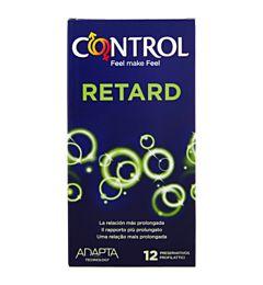 CONTROL PRESERVATIVI RETARD 12PZ