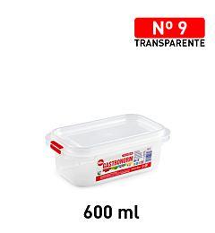 CONTENITORE FROSTN  9 600 ML TRASPARENTE
